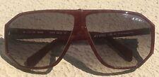 Occhiali da Sole JET STYLE Silhouette Austria M4019 Sunglasses Rare Vinta Belli