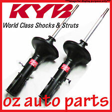 FRONT KYB EXCEL-G SHOCK ABSORBERS FOR TOYOTA COROLLA ZRE152R SEDAN/HATCH 2007-ON