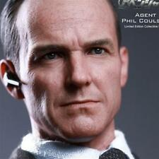 AVENGERS AGENT PHIL COULSON MMS189 MMS 189 HOTTOYS HOT TOYS FIGURE ES AQ3786