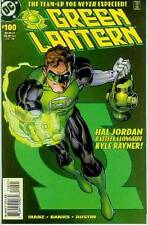 LANTERNA VERDE (vol. 3) # 100 (Hal Jordan COVER, 52 pages) (USA, 1998)