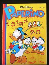 PAPERINO & C.  62 - SERIE DEL 1981 - OTTIMO - COMPLETO DI INSERTO GIOCHI