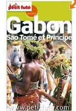 Carte touristique Guide voyage Petit Futé GABON Sao Tomé Principe 2012 2013 NEUF