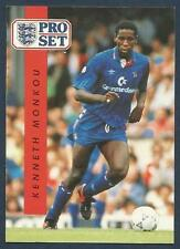PRO SET 1990/91- #031-CHELSEA-FEYENOORD-KENNETH MONKOU