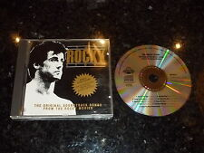 THE ROCKY STORY (Orginal Soundtrack Songs) - Rare 1990 UK 9-track CD LP