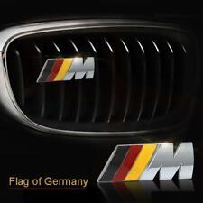 BMW M LOGO GRILL BADGE FOR GERMANY, GERMAN LOGO M PERFORMANCE