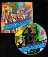 Audio CD - LOS HERMANOS ROSARIO - Y Es Facil -  USED Excellent (EX) WORLDWIDE