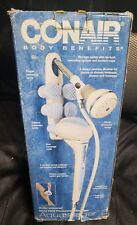Brand New Conair Body Benefits Aquassager Water Powered Massager