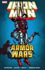 Iron Man Armor Wars TP Softcover Graphic Novel