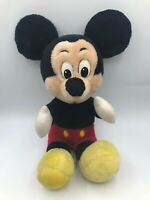 Small Mickey Mouse Walt Disney World Disneyland Plush Soft Stuffed Toy Animal