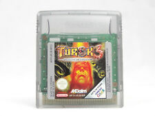 Turok 3 Shadow Of Oblivion Nintendo Game Boy Color  *Region Free* Cartridge