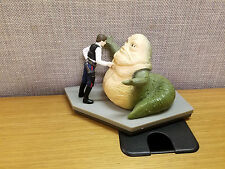 Applause Star Wars Han Solo and Jabba the Hutt Figurine, Nice!