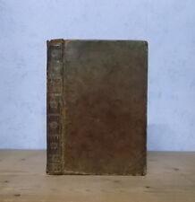 BIBLIOTHEQUE THEATRE JEUX DE SALON MANUEL DES CHATEAUX (CONTANT  D'ORVILLE 1779)