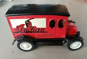 Jle scale models indian motorcycle 1920 ford truck new in box 1/25th reg run