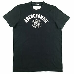 Abercrombie & Fitch T ShirtLarge Navy Vintage T Shirt Retro Tee Y2k