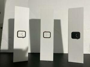 Empty Box for Apple Watch  Series 5, 4, 3 44/40mm Original OEM- Great Condition