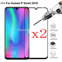 9H Full Cover Tempered Glass For Huawei P Smart Y9 2019 Nova 4 Honor 10 LITE DE