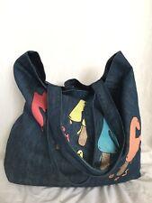MARC BY MARC JACOBS Blue Denim Tote/Shoulder Bag / Handbag