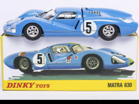 ALLOY DIECAST CAR MODEL ATLAS 1/43 Dinky Toys 1425 E 1425E MATRA 630 REF. 1425