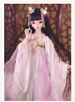 "New 1/3 BJD MSD Dolls Dress Joint Dolls Dress Girl Gift 24"" BJD Dolls Outfits 07"