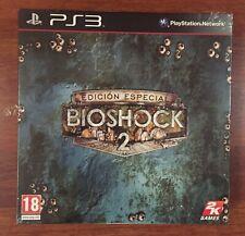 [PS3] BIOSHOCK 2 EDICION COLECCIONISTA PAL ESPAÑA NUEVA