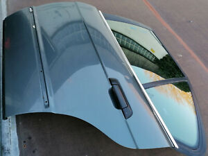 Originale BMW E34 Limousine Tür  hinten links Rostfrei Top