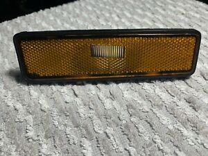 1997 Suzuki Sidekick Chevrolet Tracker OEM left front side marker lens light
