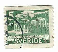 Historical Figures Single Swedish Stamps