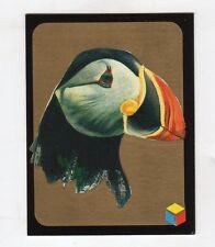 figurina card - AMICI DEL CUORE  - numero 89 PULCINELLA DI MARE