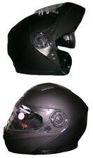 Helmet Vemar Nashi Double Visor Modular Matte Black Size L