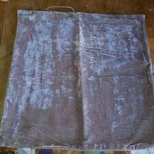 """West Elm """"Rose Velvet""""  20"""" Pillow Cover"""