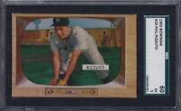 1955 Bowman #10 Phil Rizzuto - SGC 5