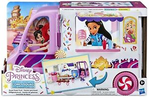 Disney Princess COMFY SQUAD SWEET TREAT TRUCK Playset for Doll NEW