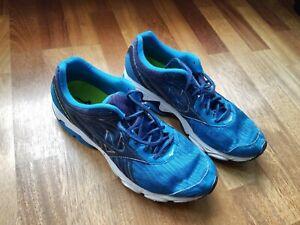 Mizuno Men's Wave Inspire 14 Running Shoe, Size 13 Directoire Blue
