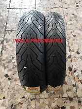 Coppia gomme 110/70-16 52S 140/70-14 68S Pirelli Angel Scooter  dot2017