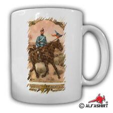 Soldat Preußischer Dragoner Pferd Armee Pickelhaube Ross - Tasse #16916