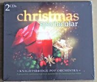Christmas Spectacular 2 CD set music audio Knightsbridge Pop Orchestra new