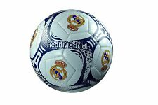 Real Madrid C.F. Authentic Official Licensed Soccer Ball Size 5 -01-1