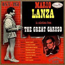 THE GREAT CARUSO Soundtrack CD #48/100 O.S.T Original Film 1951 Mario Lanza