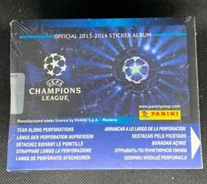 CHAMPIONS LEAGUE 2013/2014 STICKER BOX BRAZIL PANINI FOOTBALL SOCCER SALAH ROOKI