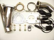 POT D'ÉCHAPPEMENT RSR gueule 57 mm 2,25 Volets Système clapets échappement Cutout 16 V Turbo GTI R