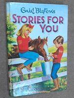 Stories for You (Enid Blyton's Popular Rewards Series) By Enid Blyton