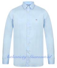 Lacoste Long-sleeved Shirt Guy Blue 42