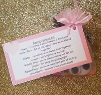 Auntie's Survival Kit!  Fun, Novelty Gift For Aunt Birthday Christmas Present!