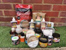 25 mixed Carp Match Bait Bundle pop ups & Liquids Boilies Ground bait pellet 1