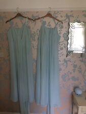 BNWT, Monsoon AURORA Multiway Maxi Bridesmaid Dress - Green Size 18 RRP £119