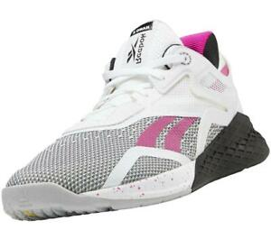 Reebok Training Women's Nano X Crossfit Gym Fitness Workout Trainers Shoes Sneak