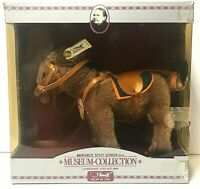 Steiff Limited Edition Museum Collection 1931 Replica Mohair Donkey 0126/20