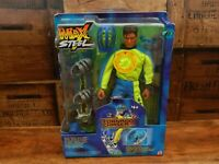 Max Steel Tornado Chaser Action Figure - New in Box - Mattel