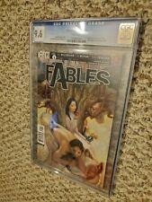 Fables 1-75 - Vertigo comics! #1 is a CGC 9.6!