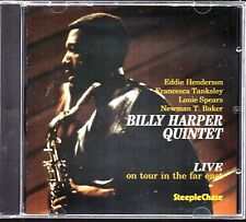 Billy Harper Quintet - Live On Tour In The Far East Vol.1 CD  Sealed
